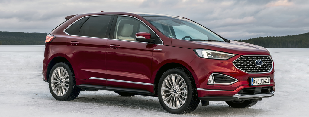 FORD EDGE VIGNALE RUBY RED