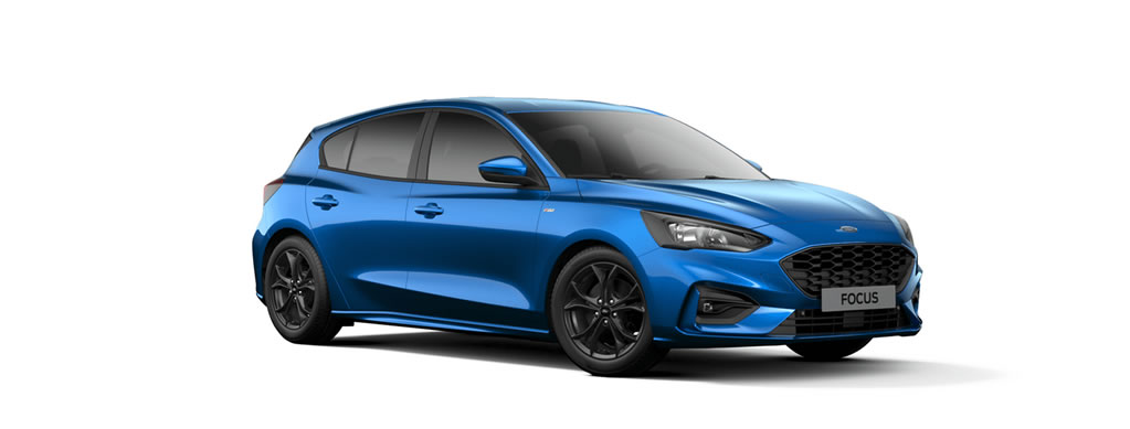 Nowy Ford Focus